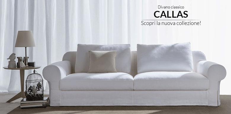 Berto lancia il divano classico callas berto news for Salotti eleganti classici