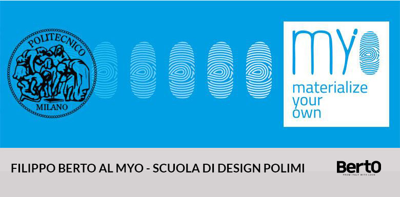 Calendario Politecnico Milano.Filippo Berto Al Myo Scuola Di Design Politecnico Di