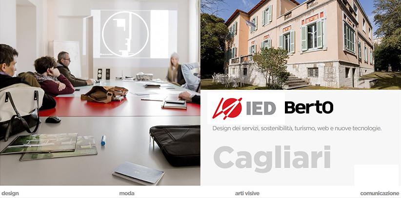 Filippo Berto allo Ied di Cagliari diretto da Monica Scanu