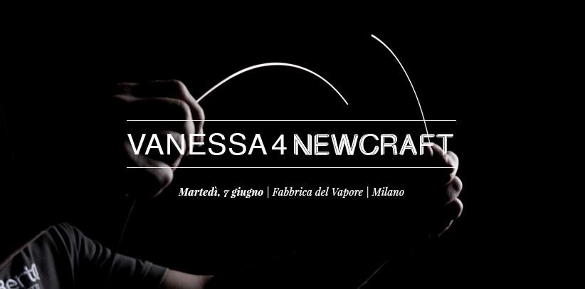 vanessa4newcraft evento crowdcrafting berto