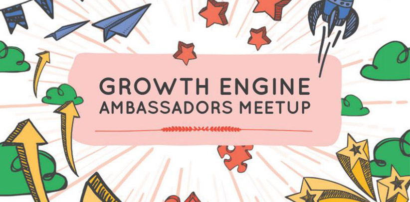 Filippo Berto a Dublino per il Growth Engine Ambassadors Meetup