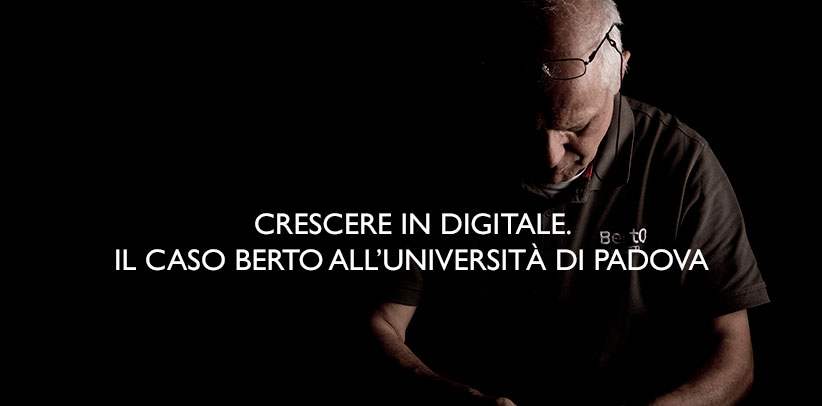 caso berto all'università di padova