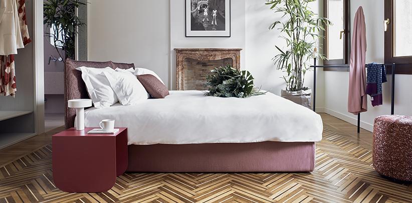 camera da letto BertO Casa Flora Venezia