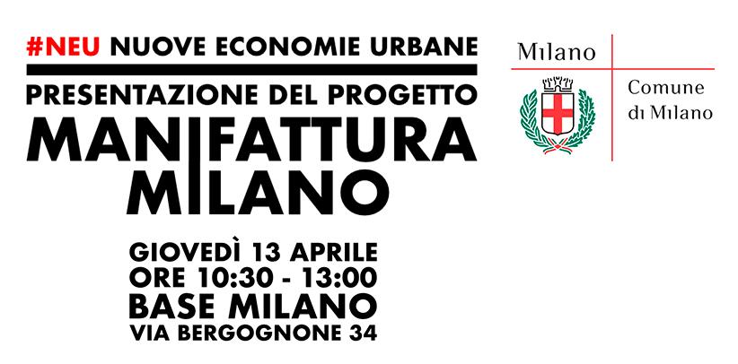 Filippo Berto partecipa alla presentazione di Manifattura Milano
