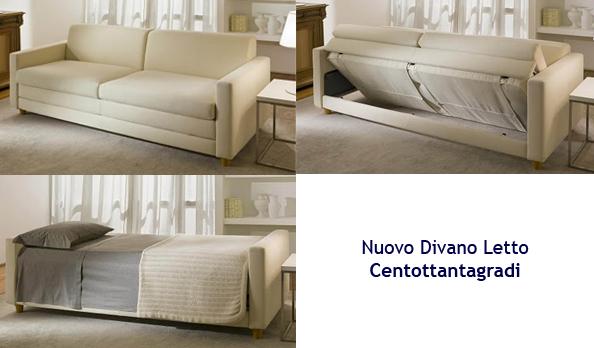 """Nuovo Divano Letto Centottantagradi"""""""