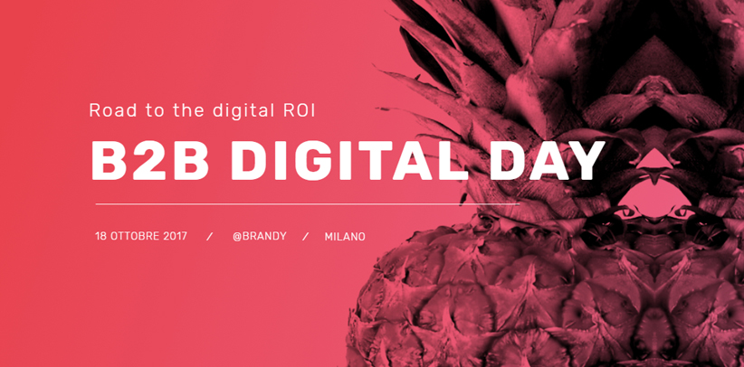 Filippo berto al b2b digital day milano 2017