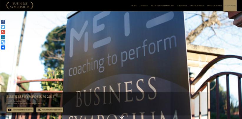 filippo berto intervistato da alessio buscemi al business symposium