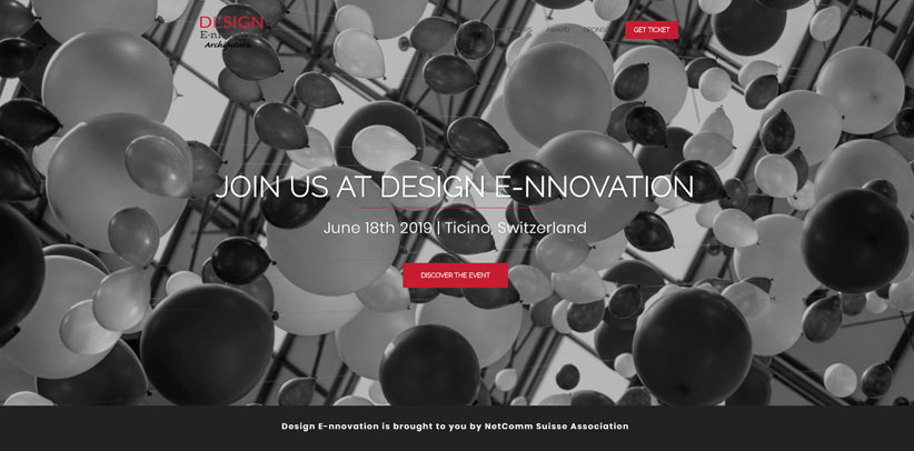 Filippo Berto speaker evento design e-nnovation lugano 2019