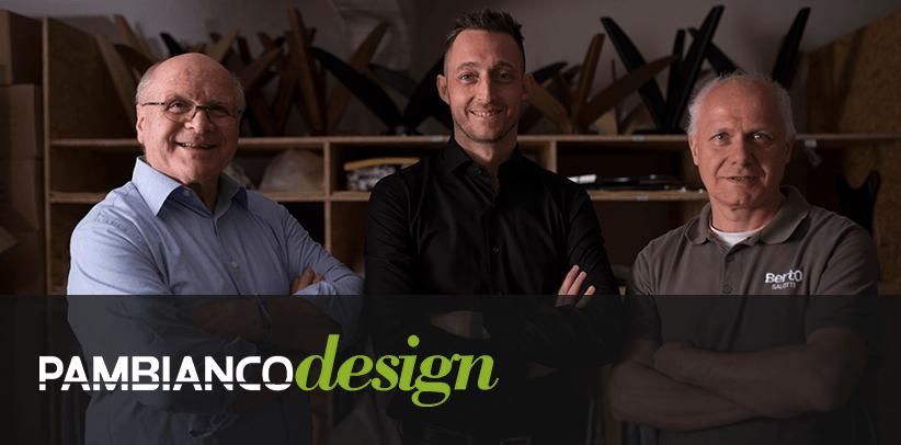 Il design online di BertO raccontato da Pambianco