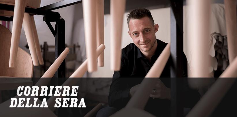 Filippo berto racconta il design dei sogni made in meda di BertOsul corriere della sera