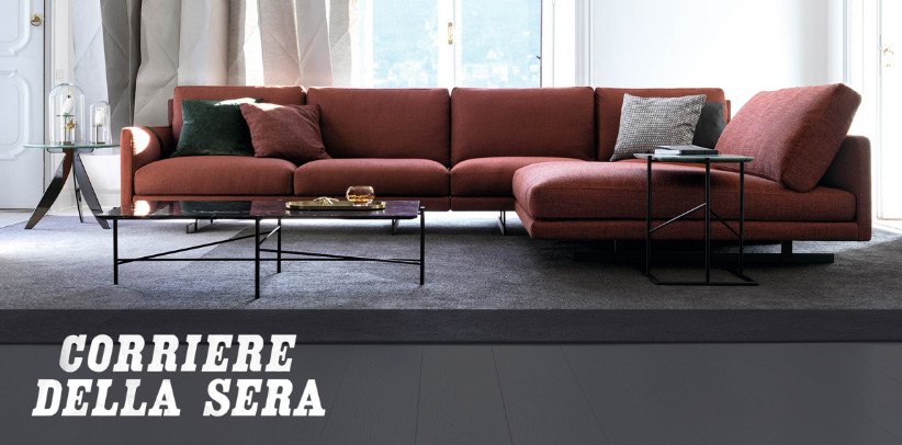 I consigli di design di BertO sul Corriere della sera