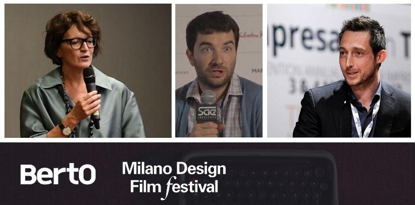 diretta facebook berto, milano design film festival e paradigma olivetti