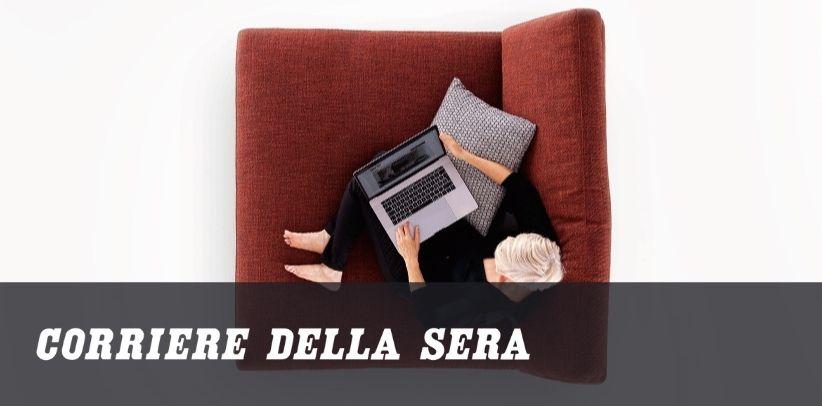 BertO 5% sul Corriere della Sera
