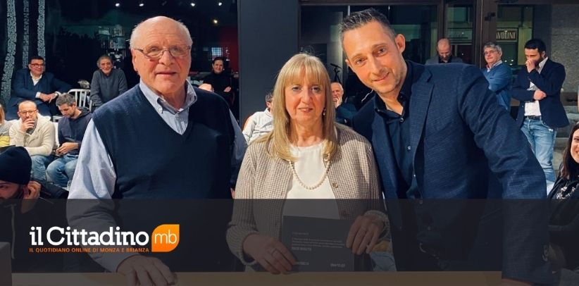 Nicoletta Barni storica dipendente BertO va in pensione