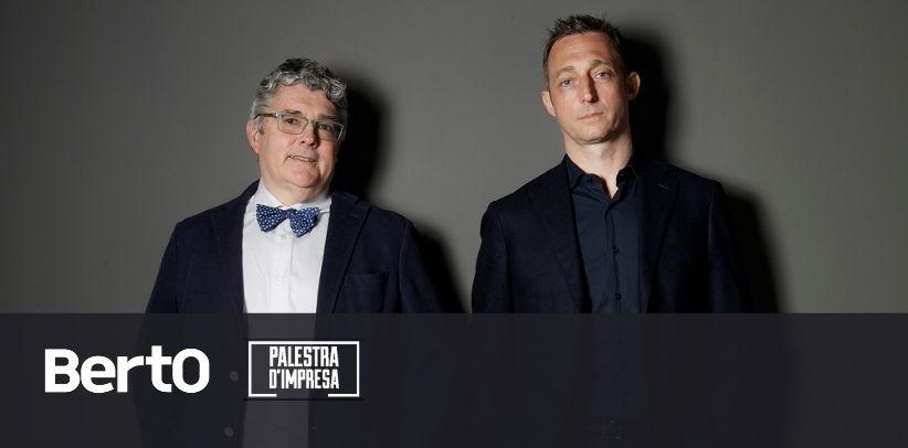 Filippo Berto presenta il libro con Mauro Baricca Fare impresa senza libretto d'istruzioni
