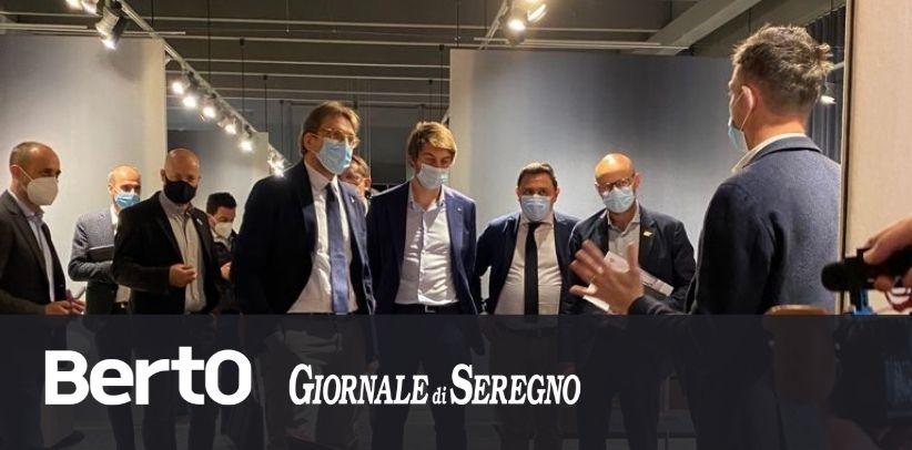 Giornale di Seregno: Assessore Guidesi visita BertO