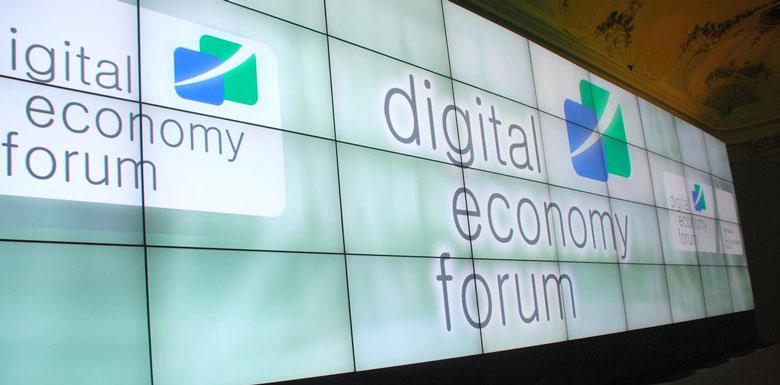 BertO al digital economy forum BertO News