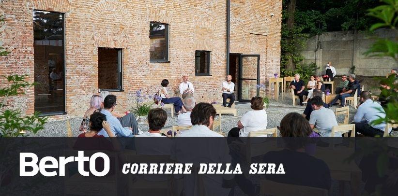 L'articolo del Corriere della Sera su LOM - La cascina artigiana 4.0