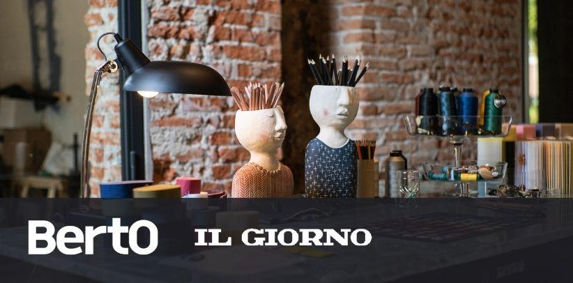 BertO Studio @ LOM - I luoghi inediti e i distretti Cult di Milano -  Il Giorno