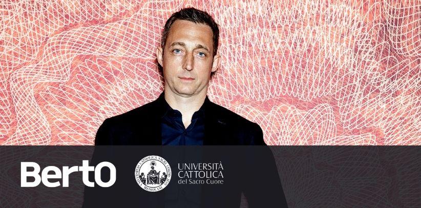 Filippo BertO ospite Università Cattolica del Sacro Cuore