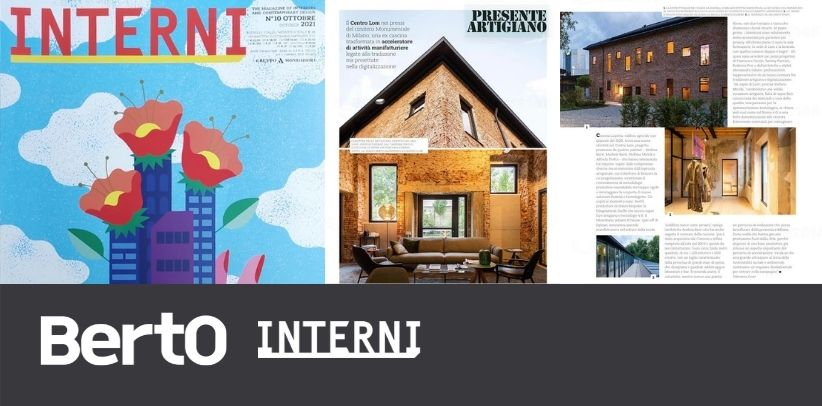 INTERNI  - BertO Studio @ LOM