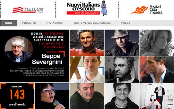 Nuovi Italians crescono