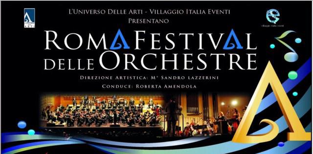 BertO sponsor di Roma Festival delle Orchestre