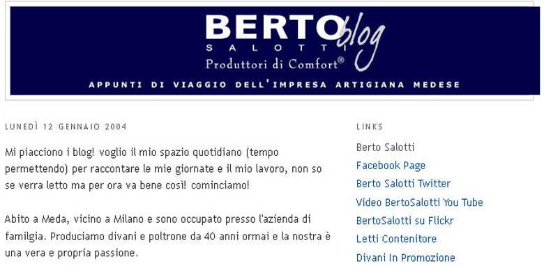 10 anni di BertoStory