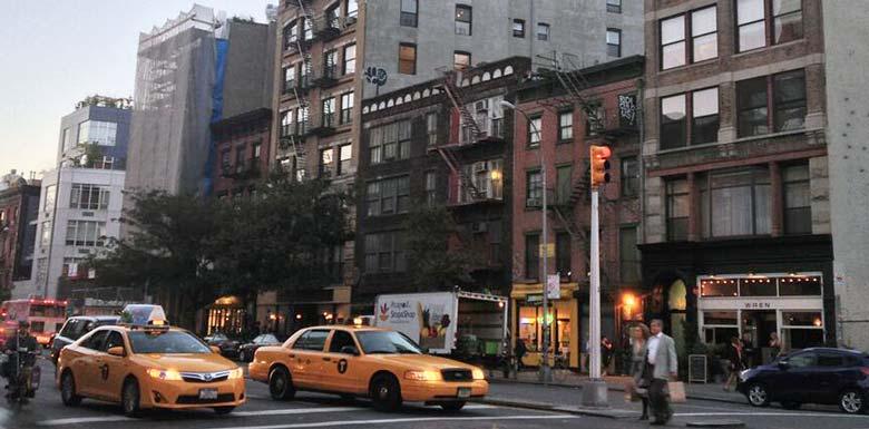 L'inaugurazione di Design Apart - Living Showroom NY