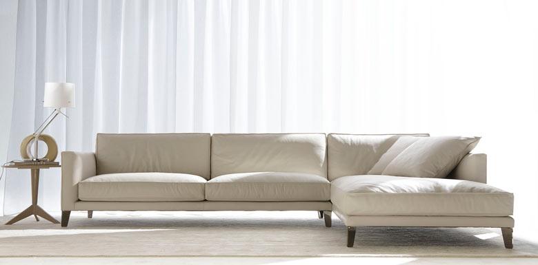 La Collezione divani componibili su misura di BertO
