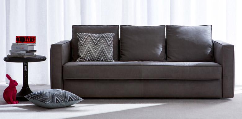 Nuovi divani letto a doppia funzionalità Berto - BertO News