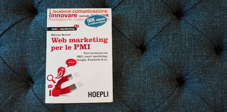 web marketing per le pmi Miriam Bertoli