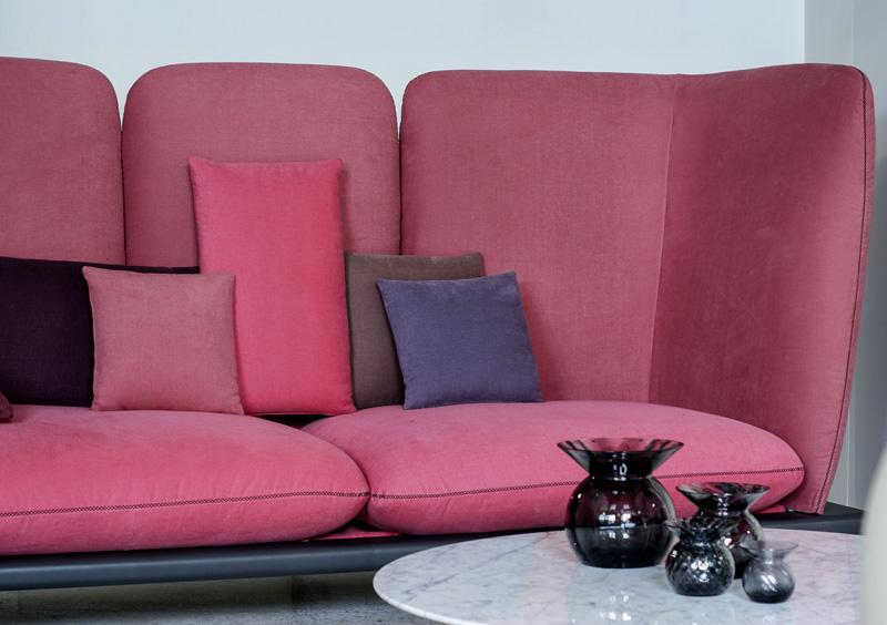 Sofa4manhattan il divano costruito in crowdcrafting per la citt di new york berto salotti - Divano artigiano milano ...