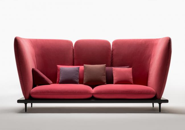 Sofa4manhattan: divano di design per New York - Berto Salotti