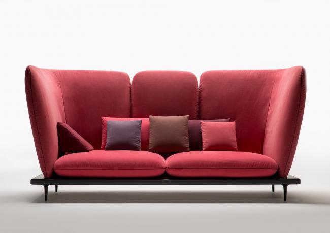 Sofa4manhattan divano di design per new york berto salotti for Salotti di design