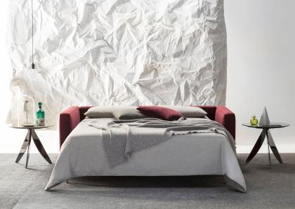 divano letto in pelle robinson - berto salotti - Divano Letto Matrimoniale In Pelle