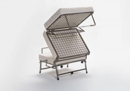 Pouf trasformabile in letto Ghisallo - Berto Salotti