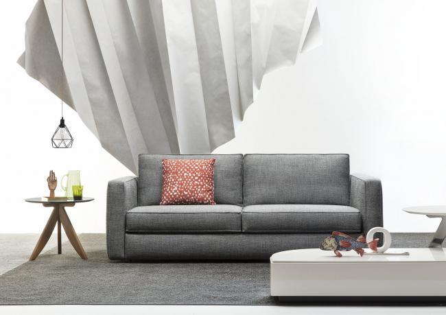 Divano letto per uso quotidiano berto shop - Ikea salotti e divani ...
