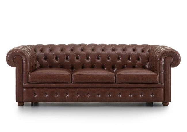 OUTLET | Divano Letto Chesterfield - BertO Shop