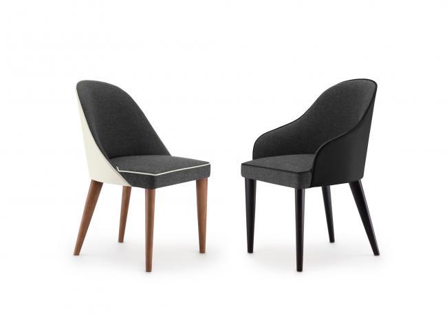 Sedie In Pelle Moderne. Interesting Marionh Sconto Elegante Sedia ...