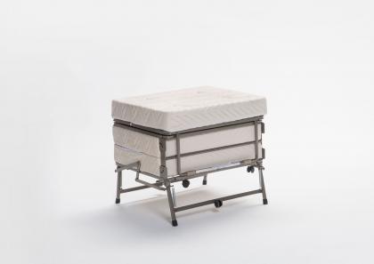 Pouf trasformabile in letto ghisallo berto salotti