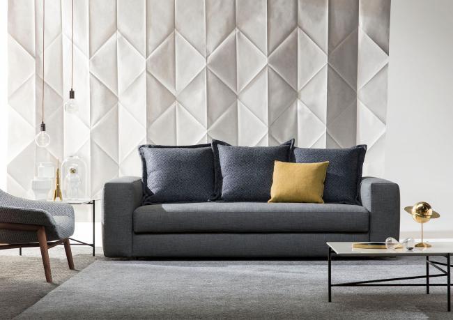 outlet | divano letto con materasso da 160 cm pronta consegna