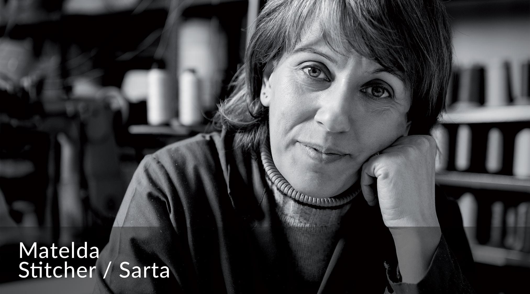 Matelda - Sarta del Team BertO