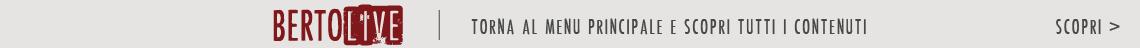 menu BertoLive