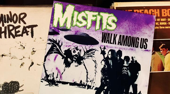 vinile Walk among us - Misfits