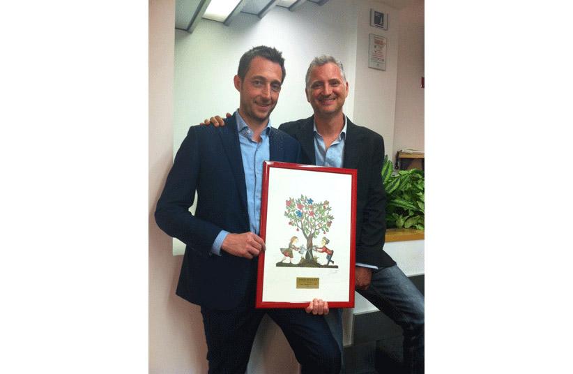#divanoxmanagua - Получает sodalitas social award 2014