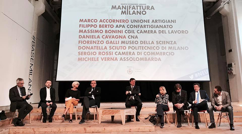 Filippo Berto at Manifattura Milano digital manufacturing