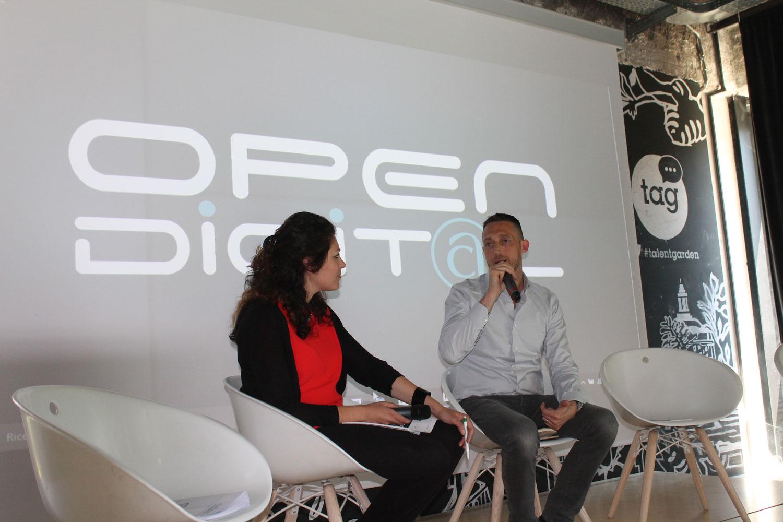 filippo Berto open digital talent garden