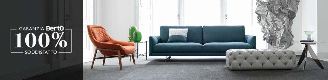 Acquista il tuo divano in velluto Danton con la Garanzia 100% Soddisfatto