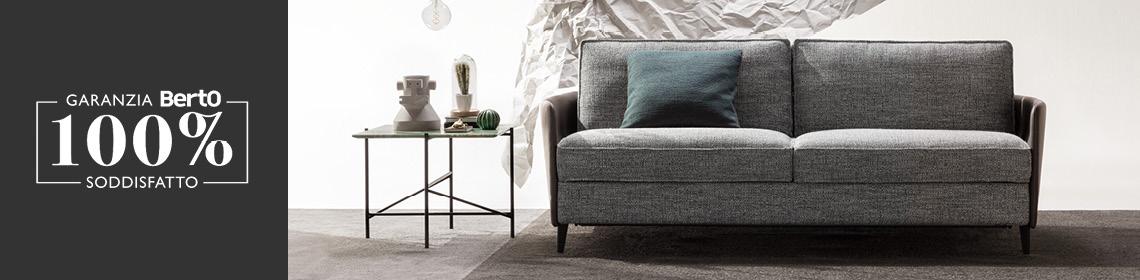 Acquista grazie alla Garanzia 100% Soddisfatto il tuo divano letto Bella Lì